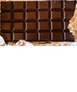 La consommation de chocolat réduit le risque de maladie cardiovasculaire comme l'infarctus du myocarde